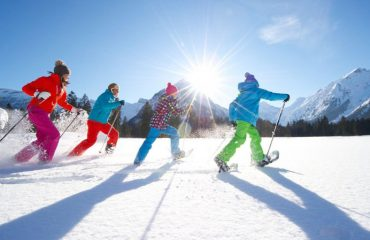 Raquetas de nieve en Vall de Boí 2019
